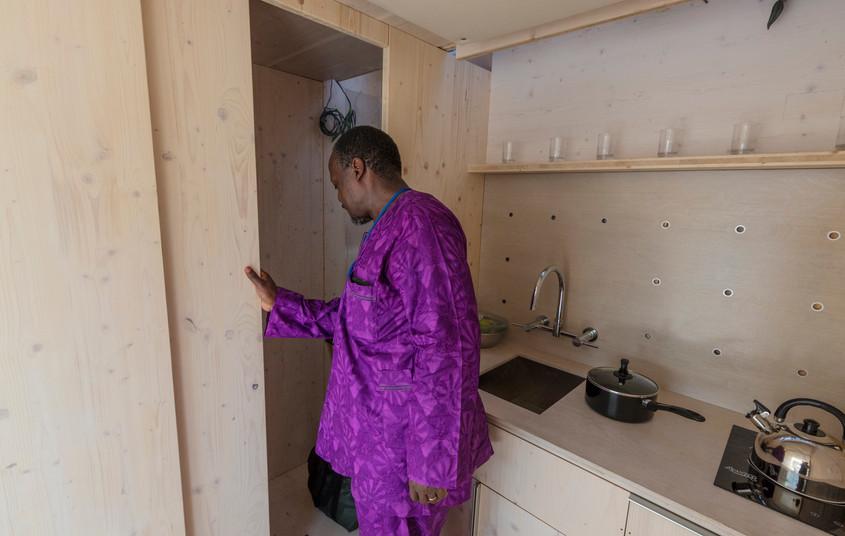 ELM - kitchen- bathroom