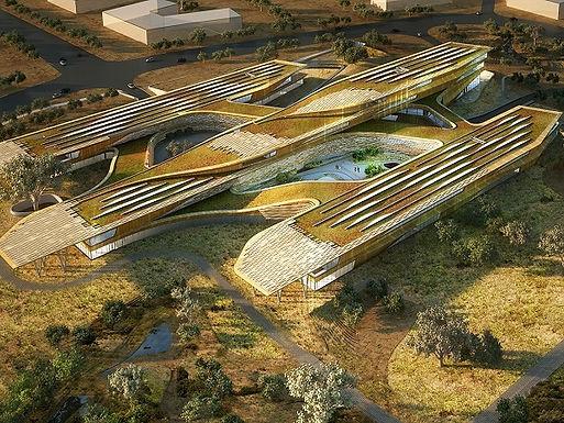 Botswana Innovation Hub, Energy/ Water