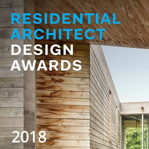 ELM: Winner of the 2018 Residential Architect Design Awards
