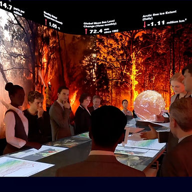 UN World Environment Situation Room