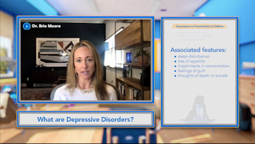 101: What are Depressive Disorders?