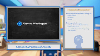 106: Somatic Symptoms of Anxiety