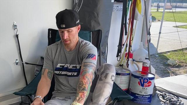 FAST Motosports Jennings GP Testing Day
