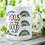 Thumbnail: Focus on the Good Stuff Rainbow 11oz Mug