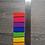 Thumbnail: You are Enough Rainbow Bookmark