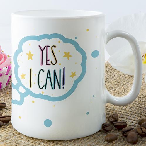 Yes I can 11oz Mug