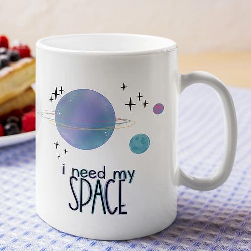I need my Space 11oz Mug
