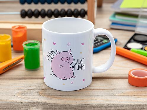 I Ham What I Ham 11oz Mug