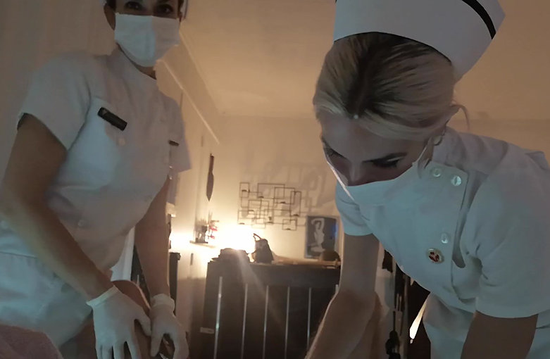 Medical Play, Latex Gloves Fetish, Mistress Euryale