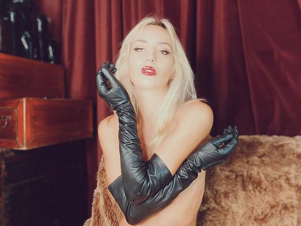 Leather Gloves Euryale