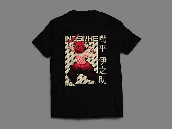Camiseta Inosuke