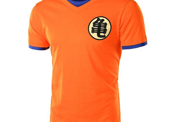 Camiseta Uniforme Goku - Tartaruga