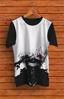 Camiseta Kaneki Tokyo Ghoul