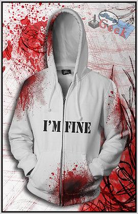 Moletom I'm Fine