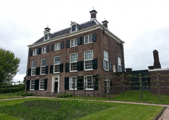Monumentale villa Amsterdam