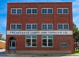 Former Buckeye Candy & Tobacco Building.