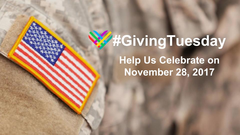 Giving Tuesday V4