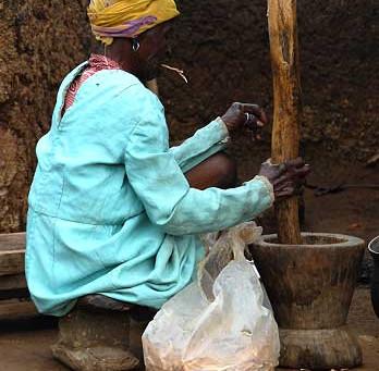 Kulturel udveksling med Ghana Venskab