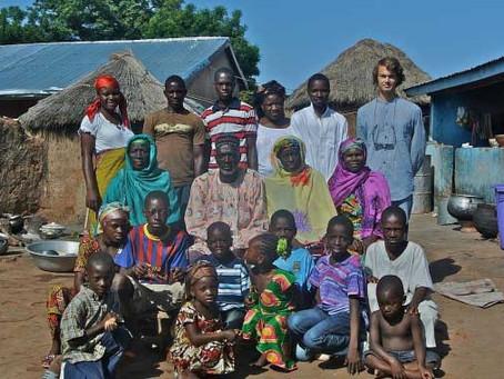 Tag sygepleje modul i Ghana