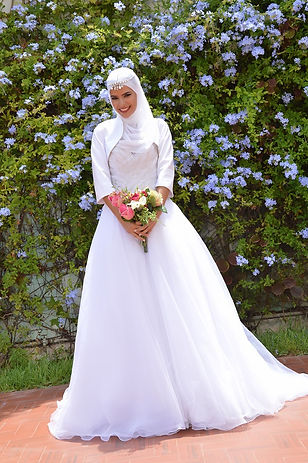 Location robe de mariee hijab toulouse