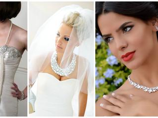 Quel genre de collier pour votre look de       mariée !