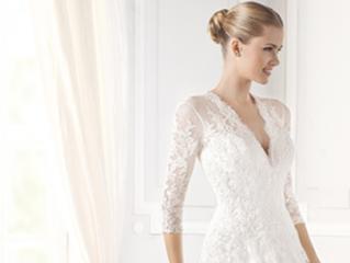 Les tendances 2015 des robes de mariée