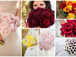 Soyez Unique, Personnalisez la couleur de votre bouquet de fleur