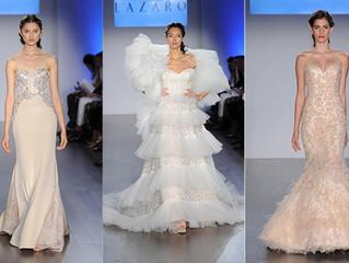 Bridal Fashion Week 2016 - Nos Tops Favoris.