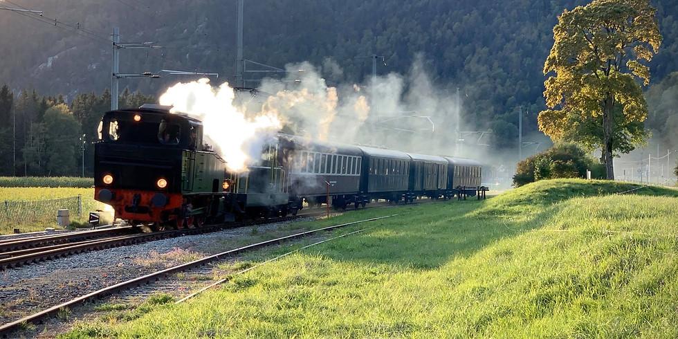 Train Brunch - 13 juin 2021