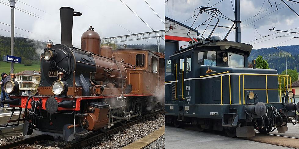 Train Fondue - 02 octobre 2021