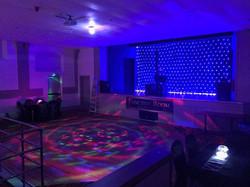 Dance floor & Stage