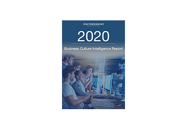 Business Culture Intelligence Report 2020!