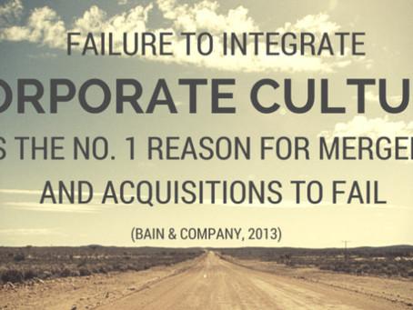 Culture driven due diligence