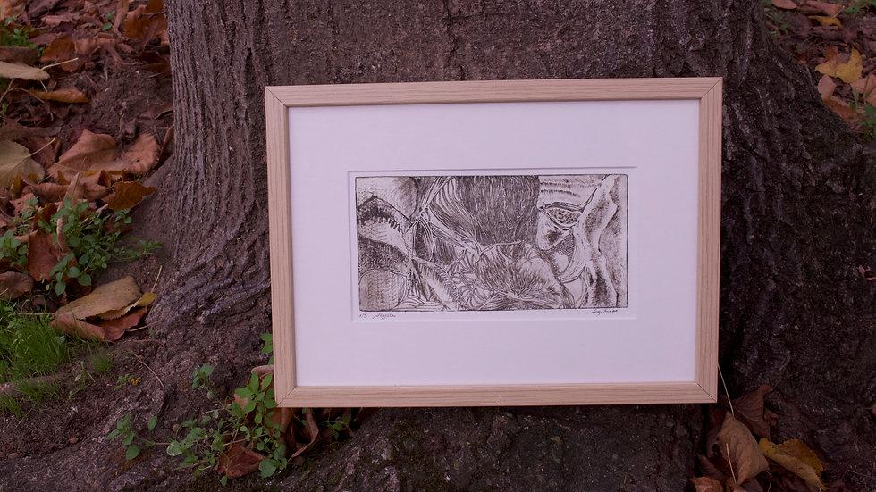 LUCY TRIEBE - Abyss 19,5x10 cm