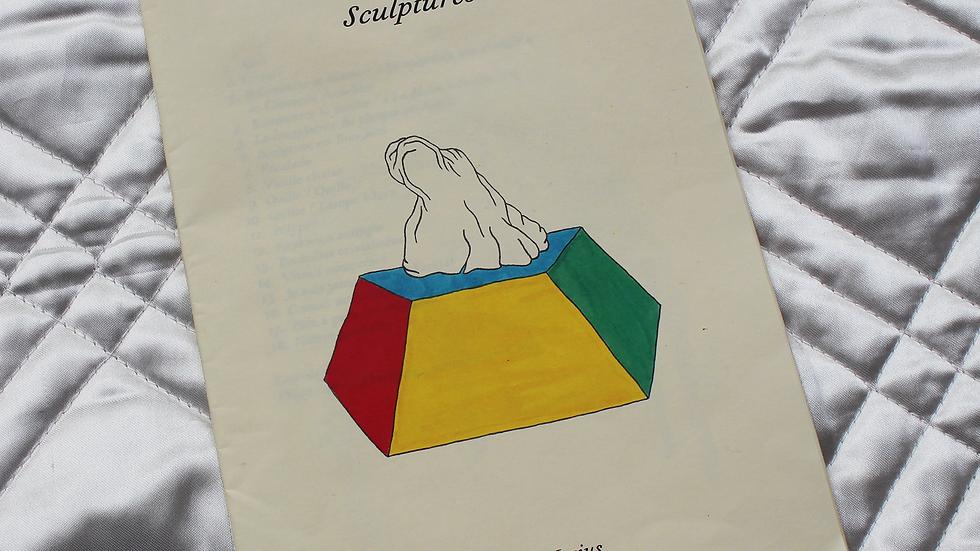 """KAOURA MAURIUS - """"Sculptures"""", dernier exemplaire disponible AU MONDE"""