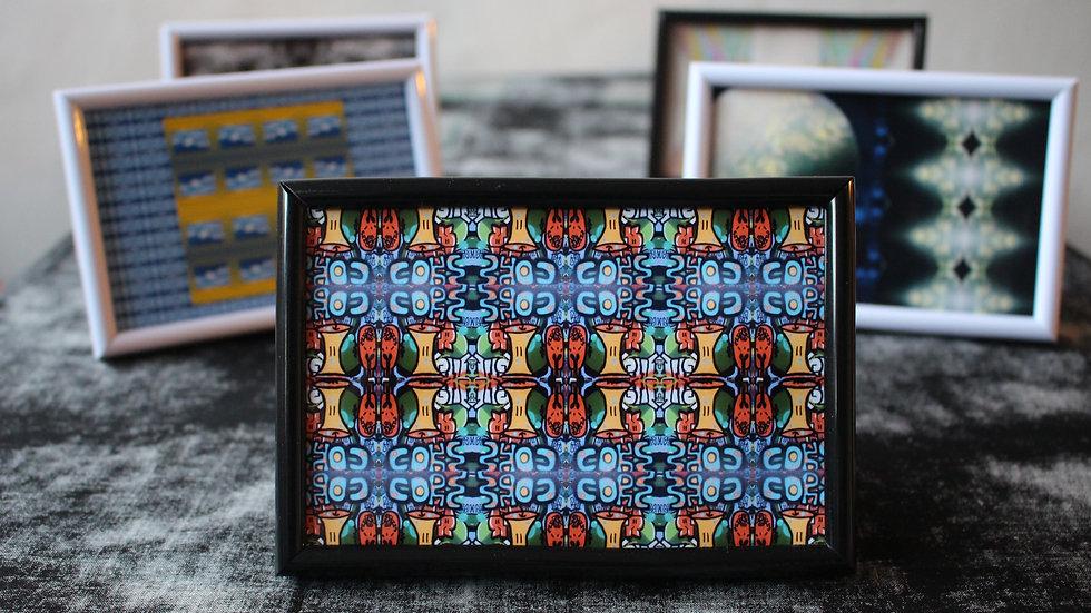 MINNIE ILLING-ADAMS - «Apple core» Impressions numérique, 16 x 10,5 cm