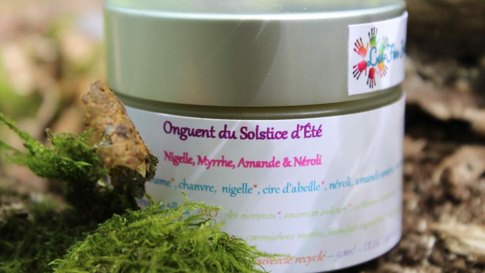 LES FÉES BOTTÉES - Onguent du Solstice D'Été 50 ml