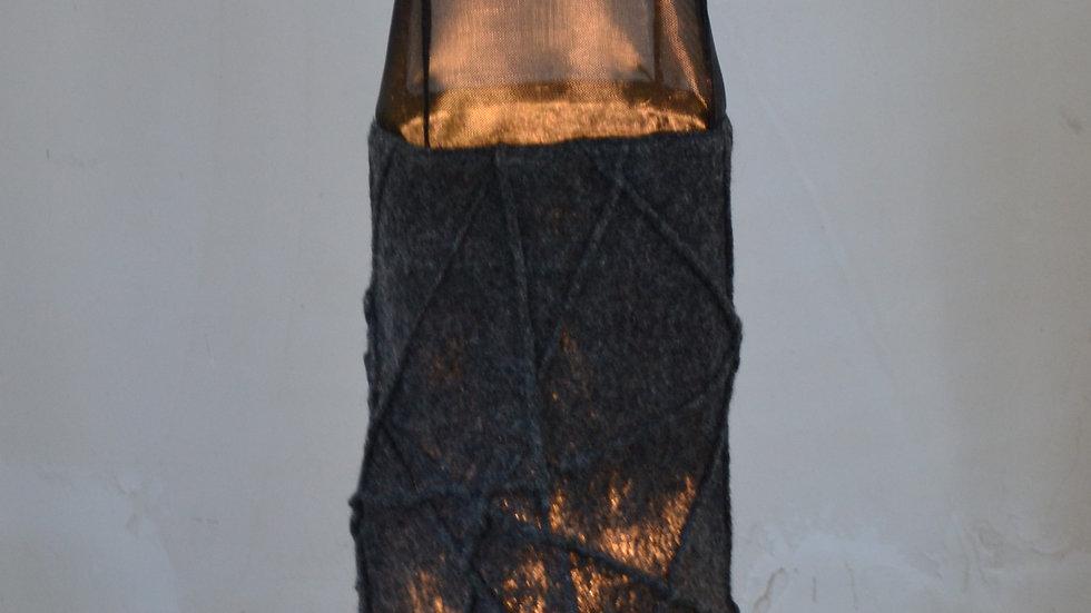ISAO - Pièce unique n°5 - 44x8,9cm