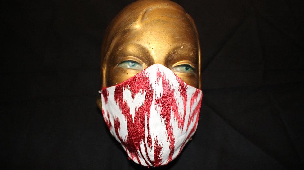 KRISSIE ILLING - Masque de soirée - 100% cotton et lin