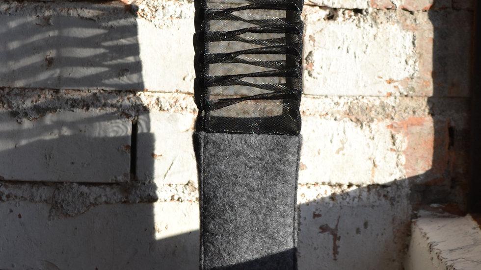 ISAO - Pièce unique n°3 - 43x6,2 cm