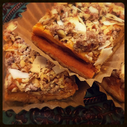 Pecan Pumpkin Protein SQUAREZ