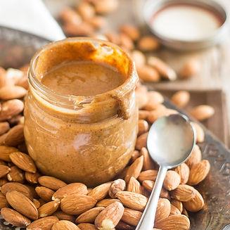 All natural signature nut butter blends
