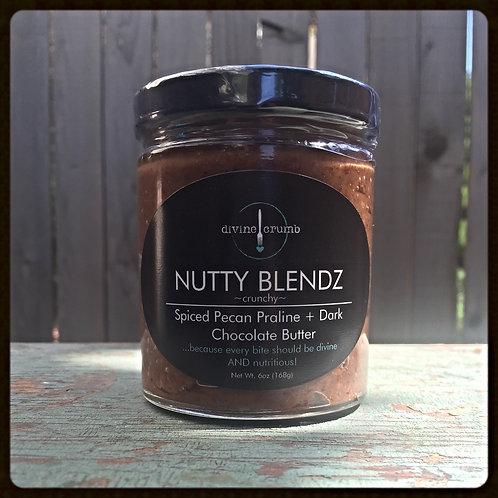 6oz Spiced Pecan Praline + Dark Chocolate Butter