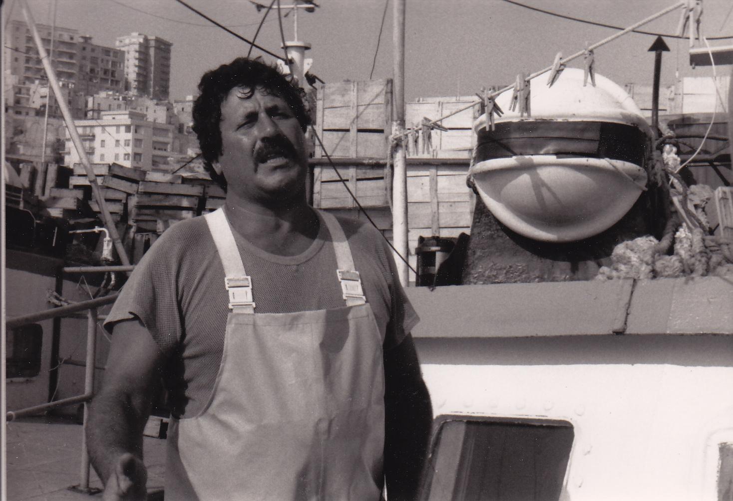 Sicilian Fisherman