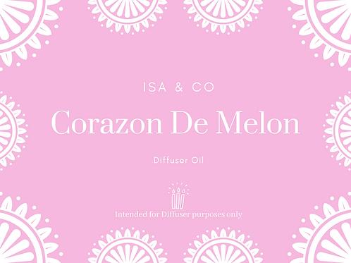 Corazon De Melon Oil