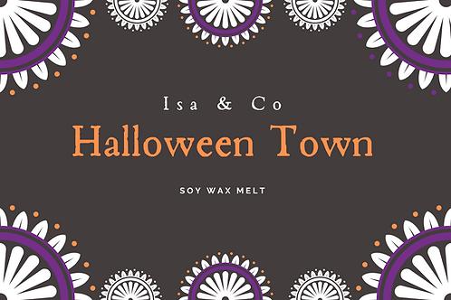 Halloween Town Melt