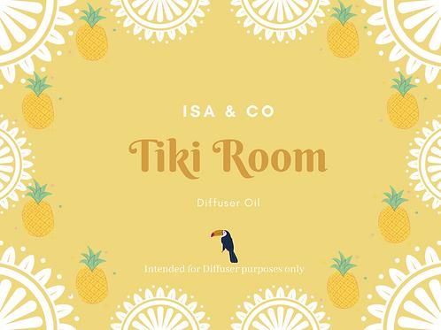 Tiki Room Oil