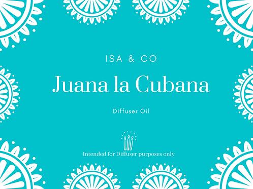 Juana la Cubana Oil