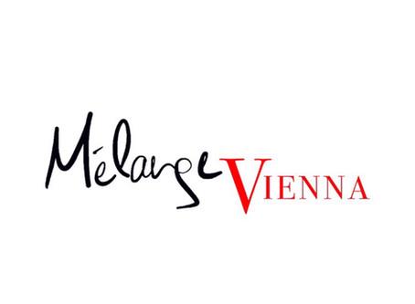Launch of Mélange Vienna 2019!