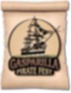 April Paige's Gasparilla Logo